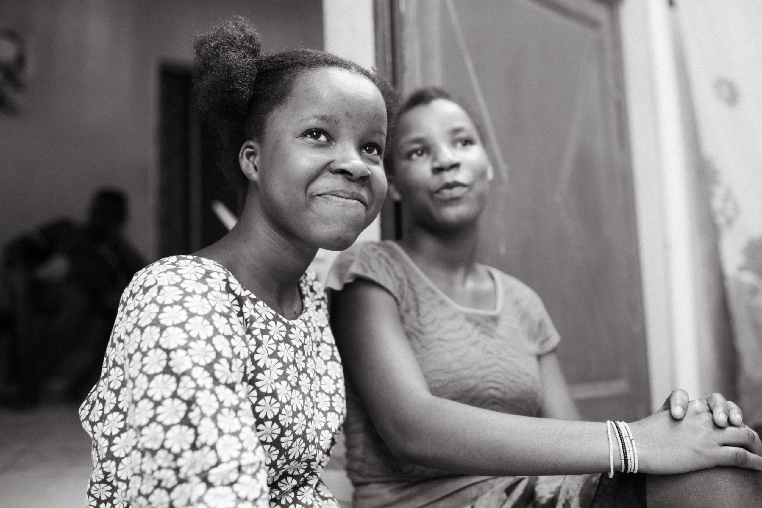 Haiti and International Humanitarian Photographer