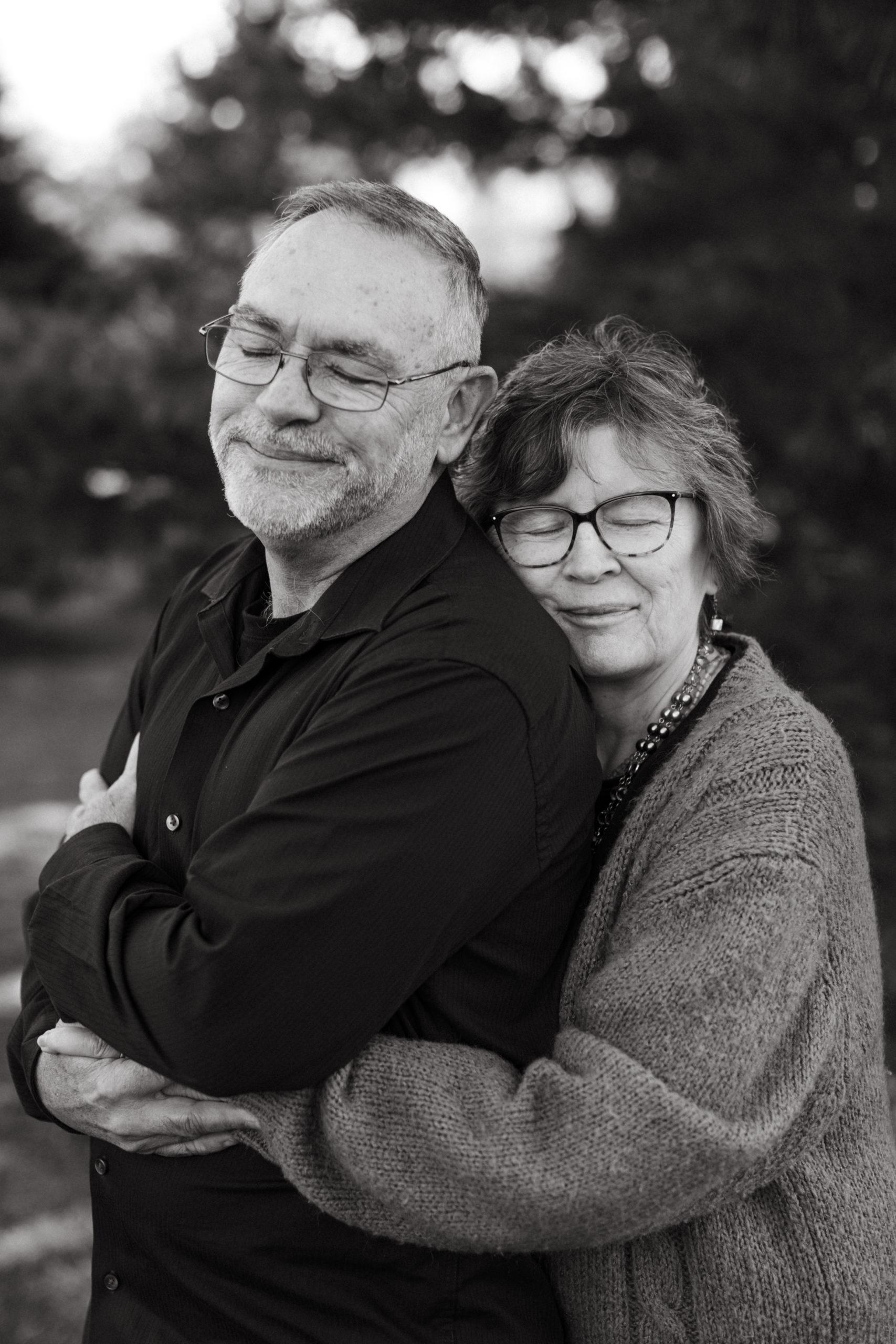 Married couple celebrates anniversary in Cincinnati, Ohio